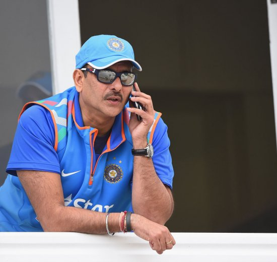 ravi shastri new indian team coach