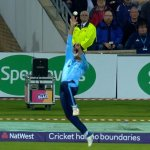 jack leaning catch natwest t20 blast