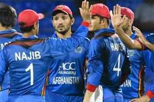 Afghanistan-Cricket